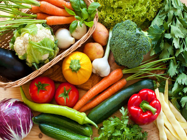 Vegetables and fruits that Need more pesticides