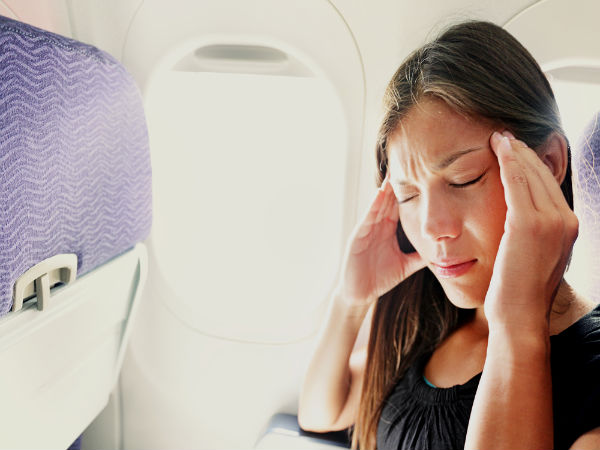 Exercises to soothing body ache due to frequent air travel