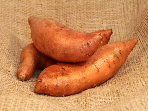 Eating of Sweet potato may help to control blood pressure