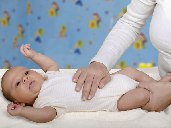 Natural ways to get rid of gas pain in infants