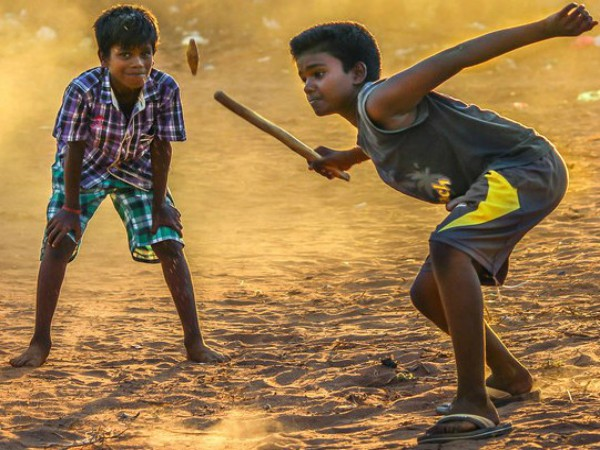 Ever green traditional games that are unforgettable childhood memories for us