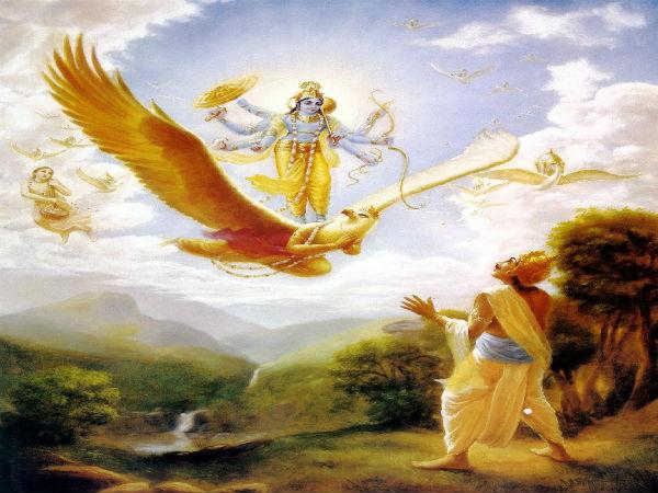 வெற்றியை தன்வசம்படுத்த நீங்கள் செய்ய வேண்டிய 3 - கருட புராணம்!