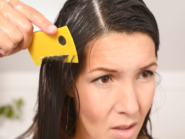 Home remedies using tea tree oil to get rid of Lice and nits
