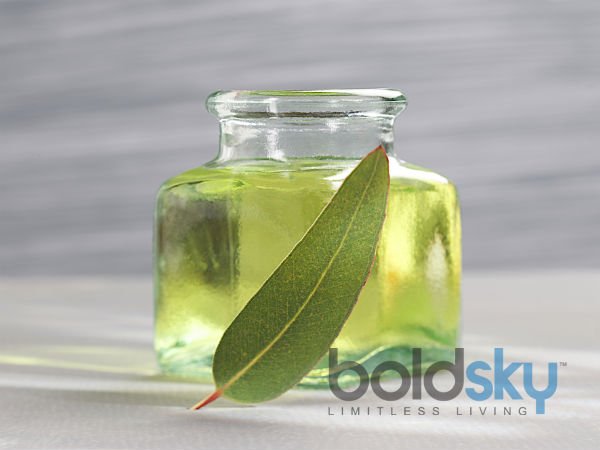 Beauty Benefits Of Eucalyptus Oil