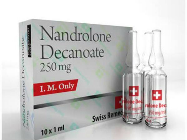 Nandrolone decanoate :