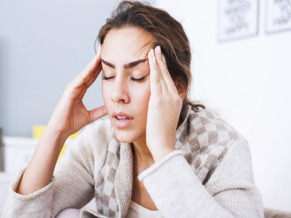 Causes for headache on left side