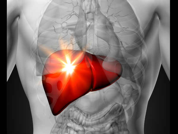 seven signs of you have toxic liver