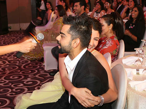 Secret Love Story of Virat Kohli and Anushka sharma