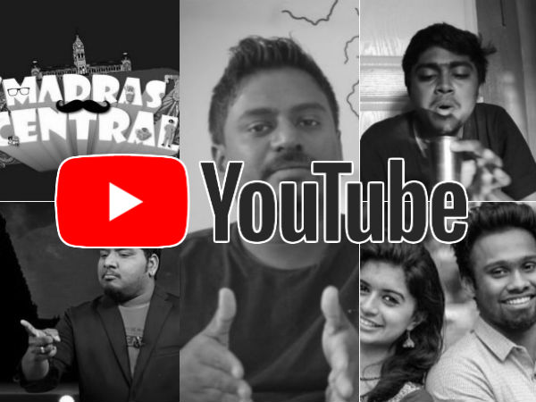 Best Tamil Youtube Channels 2017!