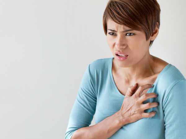 Effective Home Remedies To Reduce Breast Pain During Menstrual Cycle