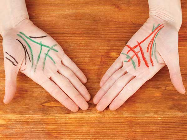 Palmistry: If You Have These Lines On Your Palm, Then You Will Become Rich And Prosperous!