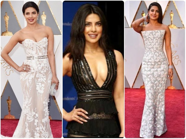 Red Carpet Looks Of Priyanka Chopra To Prove Her As Asia's Sexiest Woman