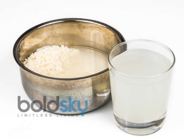 How To Make Rice Water A Part Of Your Skin Care Routine