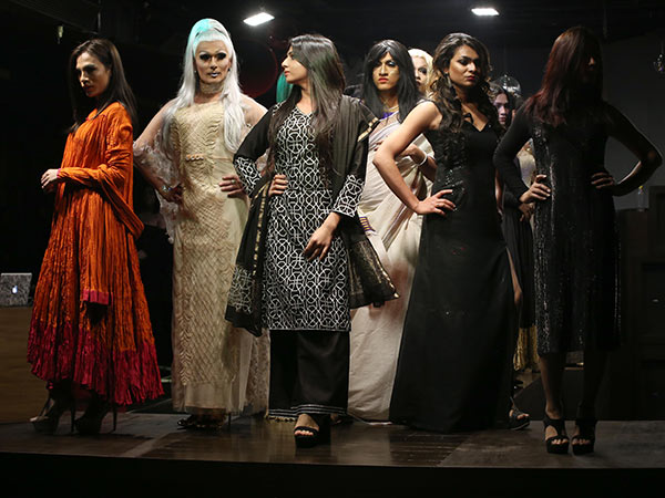 Delhi-based Club Hosted A Fashion Show For Transgenders