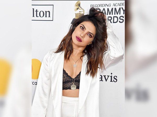 Priyanka Chopra Outfit At The Grammy Awards 2018