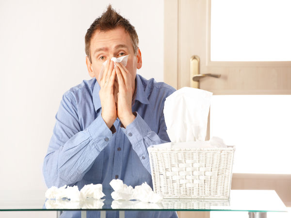 How To Stop Runny Nose At Home