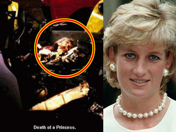 Princess Diana Car Crash Firefighter Reveals the Secret After 20 Years!