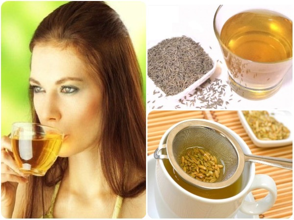 Stay Toxin Free With Cumin, Fennel And Coriander Water