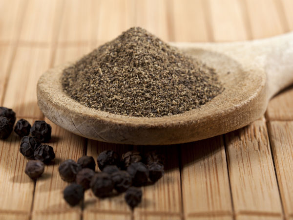 Hidden Health Benefits Of Black Pepper Powder You Didn't Know