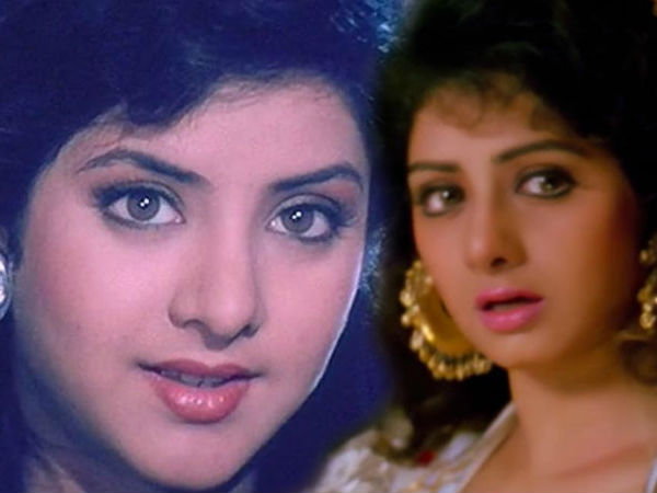 Is There Resemblance Between The Death of Sridevi and Divya Bharati?