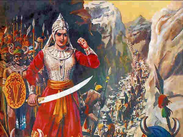 ராணி பத்மாவதி தெரியும், ராணி துர்காவதி தெரியுமா?