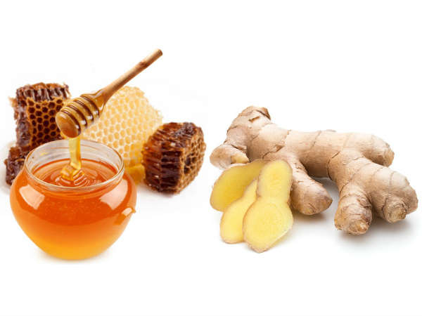 Benefits Of Eating Ginger Soaked In Honey