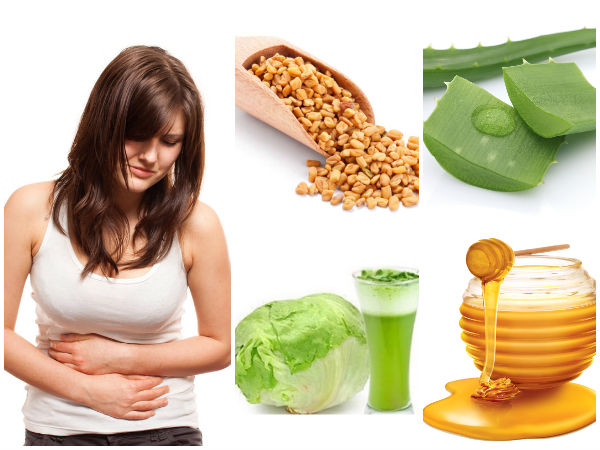 Foods To Eat When Suffering From Stomach Ulcers