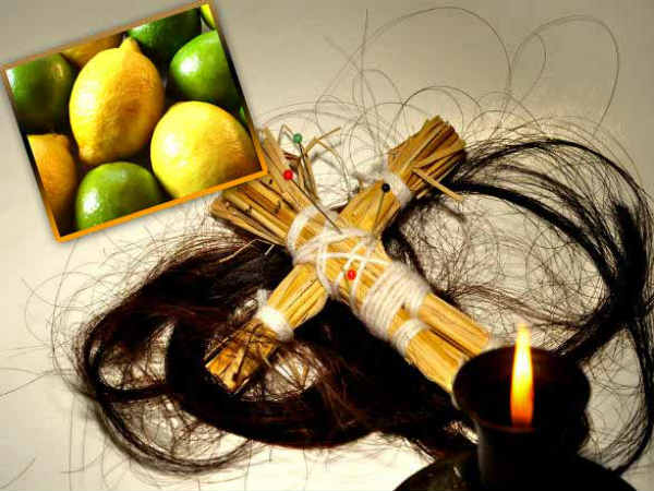 spiritual meaning and relationship of lemon in black magic.