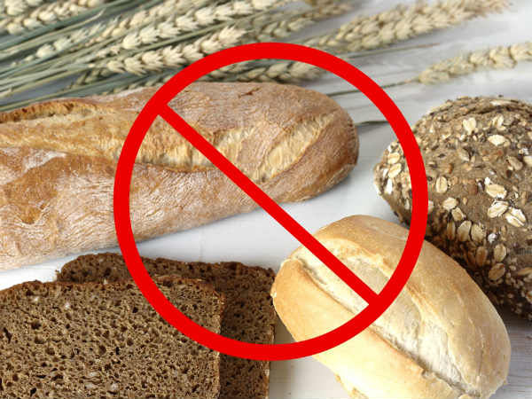 Warning Signs You're Gluten Intolerant