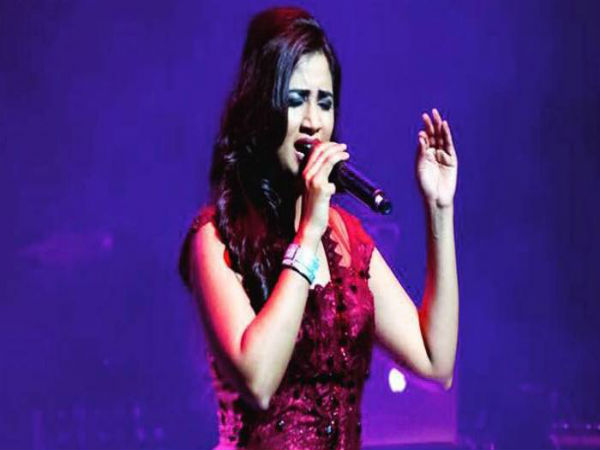 intresting facts about Shreya Ghoshal
