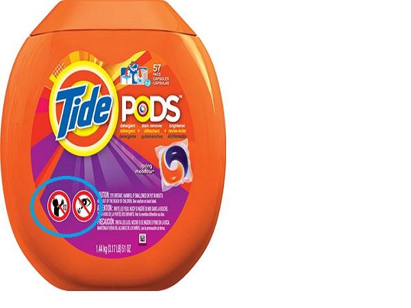 Detergent Label