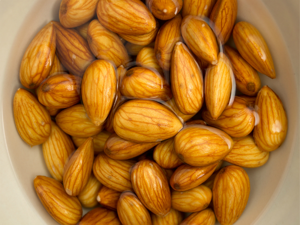 almond and weight loss