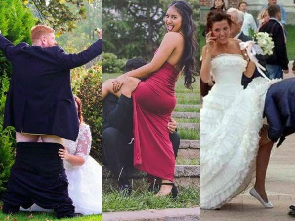 The Worst Wedding Photos of All Time!