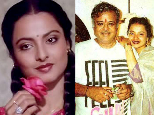 Actress Rekha Beauty and Fitness Secrets