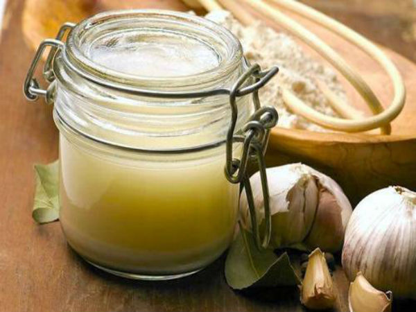 garlic juice benefits in tamil
