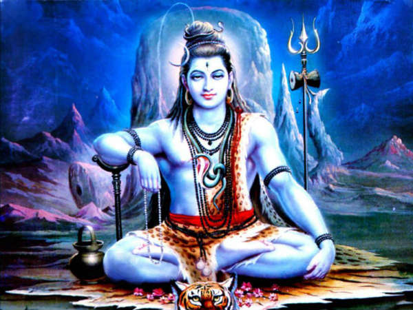 What is the connection between Lord Shiva and graveyard?