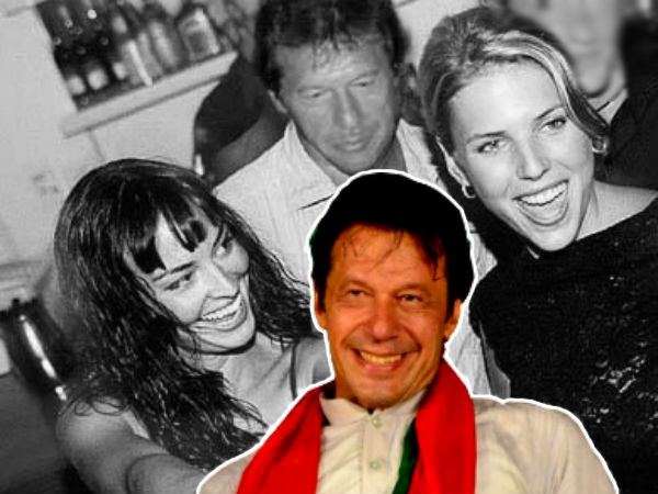 Love Affairs, Relationship, Marriage Failure and Play Boy Image of Imran Khan!