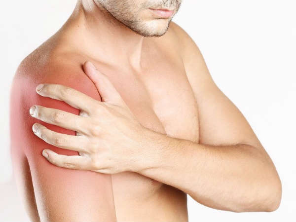 Remedies for shoulder pain