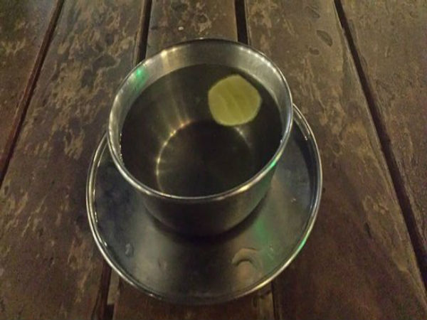 facts about finger bowl