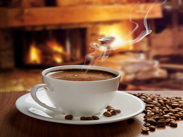 Health benefits of having coffee after meal