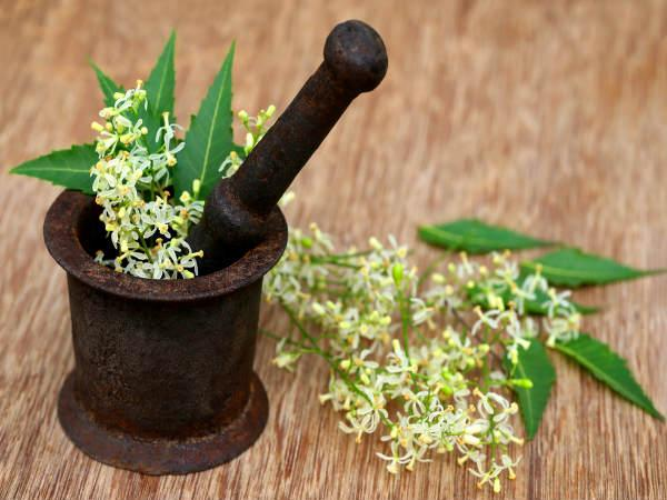 List of unknown benefts of neem leaves