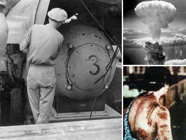 Facts and Unknown History of Hiroshima and Nagasaki Bombing