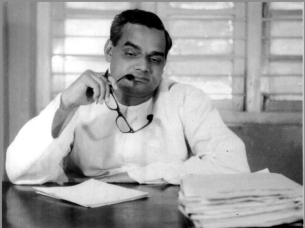 Lesser Known Facts About Atal Bihari Vajpayee!