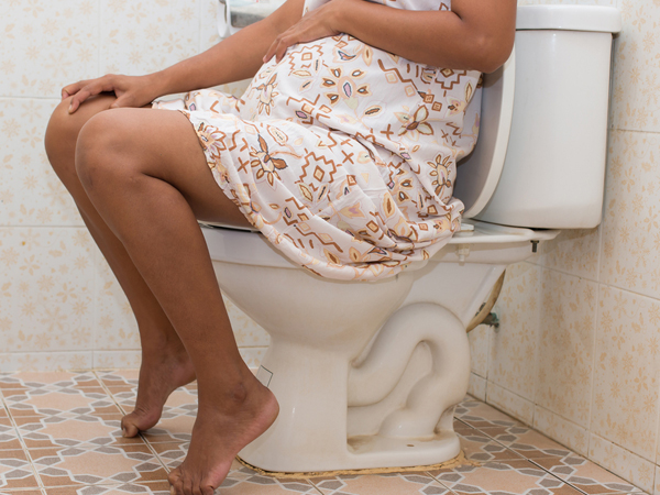 is it safe black stool during pregnancy
