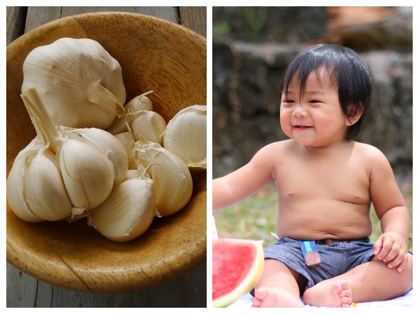 Is Garlic Safe for Babies