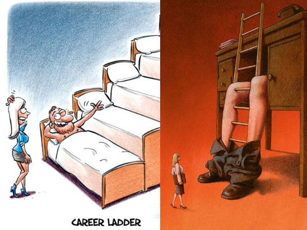Cartoon Images That Reflects The Absolute Side of Ill Society!