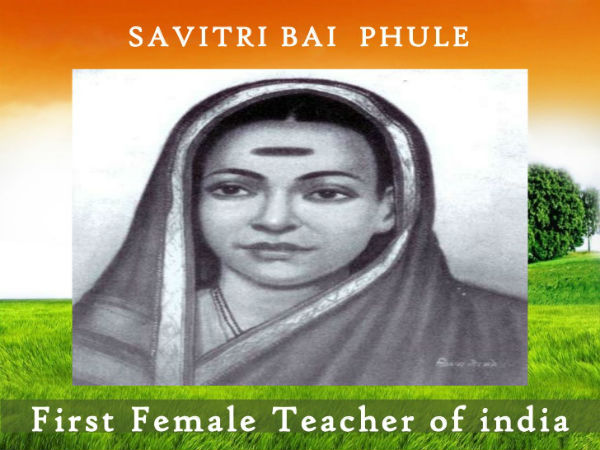 unknown facts about savithribhai phule