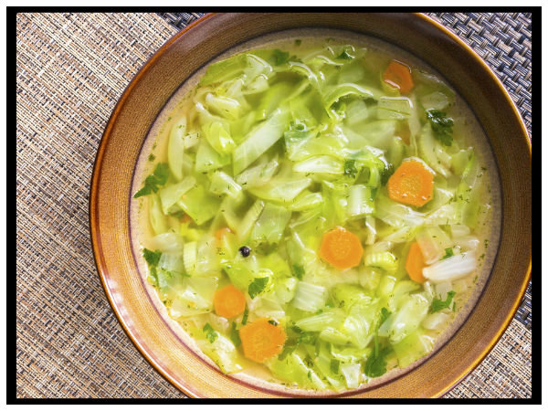 Cabbage Soup Diet For Rapid Weight Loss in 7 days