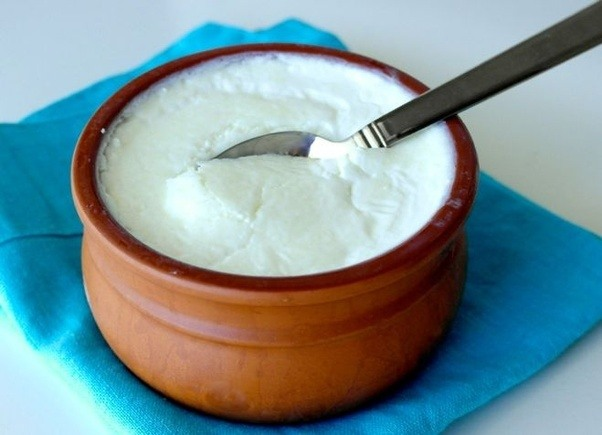 things should remeber during eating curd