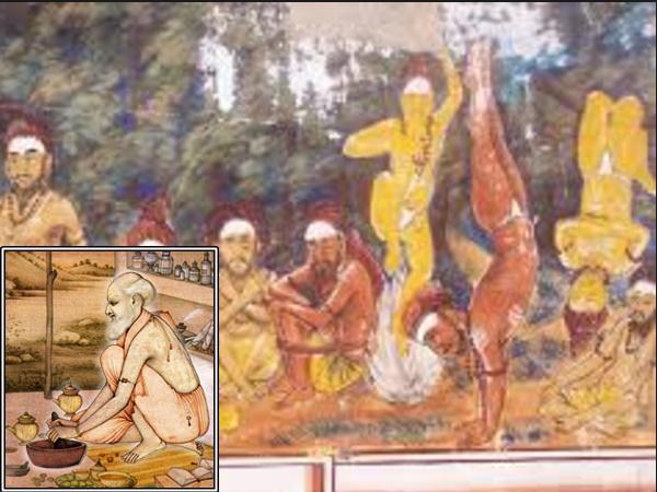 அடிவயிற்று கொழுப்பை குறைக்க கூடிய சித்தர்களின் ஆயுர்வேத குறிப்புகள்...!